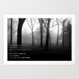 -Resolute Art Print