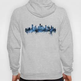 Houston Texas Skyline Hoody