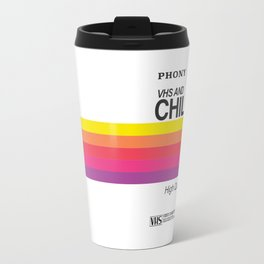VHS and Chill Travel Mug