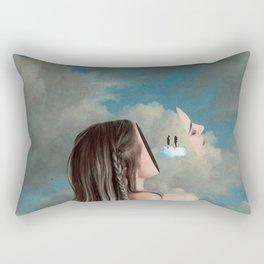 Inner Feelings Rectangular Pillow