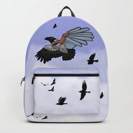 Cyborg Bird Backpack