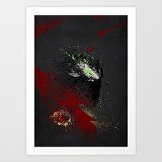 The Godslayer Art Print