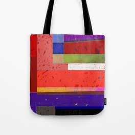 Downe Burns - Tripping On Life 7 Tote Bag