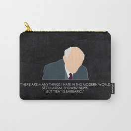 Being Human - Patrick Kemp Carry-All Pouch