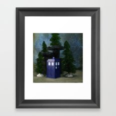 Lost Time in the Wood Framed Art Print