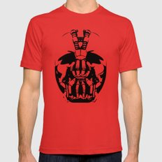 Bane Mens Fitted Tee Red X-LARGE