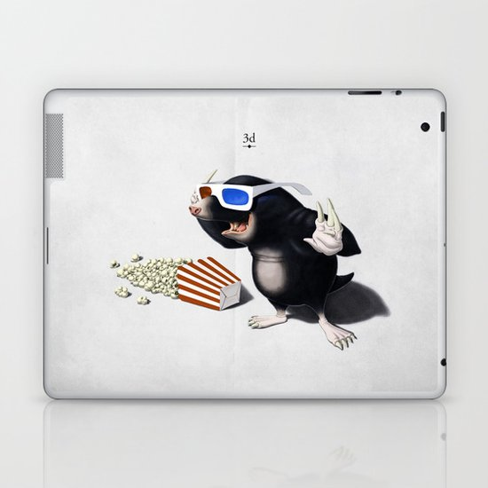 3D Laptop & iPad Skin