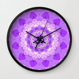 Everything Is Everything Wall Clock