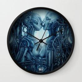 Dolls - Love Generator Wall Clock