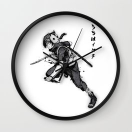 Anbu Ink Wall Clock