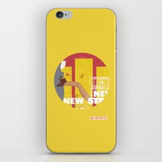 Strippers, Shirts & Shoes  iPhone Skin