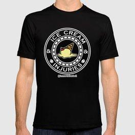 Ice Cream & Injuries T-shirt
