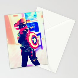 Cowboy America Stationery Cards