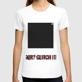 SQR? GLITCH IT! 2 T-shirt