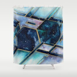 :: Castor and Pollux :: Shower Curtain