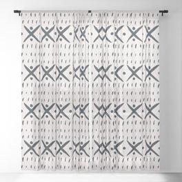 ADOBO MUDCLOTH LIGHT Sheer Curtain