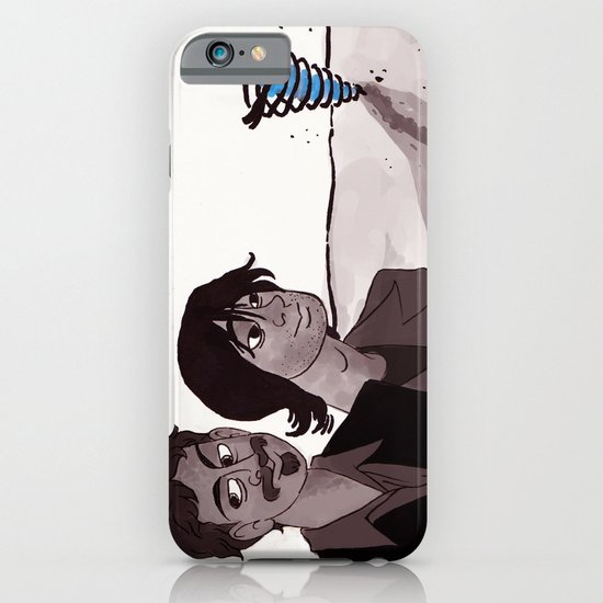 """Carrier"" by Virginia McCarthy iPhone & iPod Case"