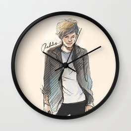 Independent Sunshine Wall Clock