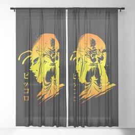 Piccolo Sheer Curtain