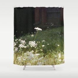 Dreamy Carota Shower Curtain
