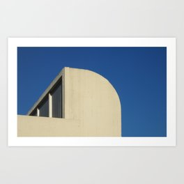 Fundación Miró Barcelona Art Print