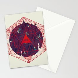 Containment Stationery Cards