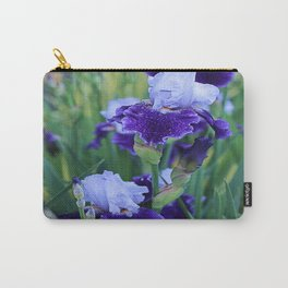 Purple Flags Carry-All Pouch