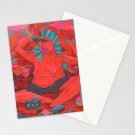 Sauce Lord Stationery Cards