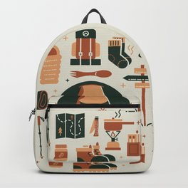Thru Hiker Backpack