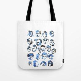 boyz Tote Bag