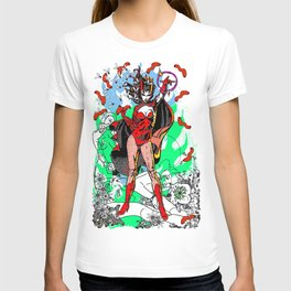 Red Worm Queen - 2 T-shirt