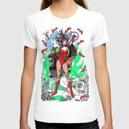 Red Worm Queen - 2 T-shirt