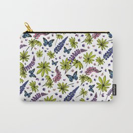 Blooming lupines Carry-All Pouch