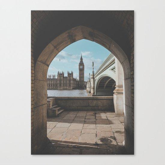 London, United Kingdom Canvas Print