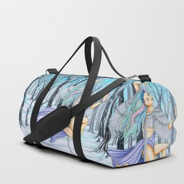 Pole Stars - VIRGO Duffle Bag