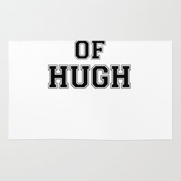 Property of HUGH Rug
