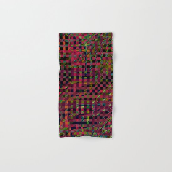 Abstract 147 Hand & Bath Towel