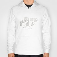 5 seconds of summer Hoodies featuring Ley de los 5 segundo / 5 seconds rule by Pily Clix