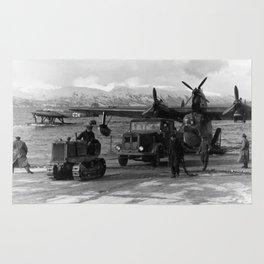 Blohm&Voss BV 138 Rug