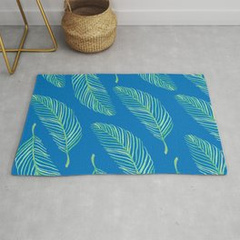 Cool summer of Palms Rug