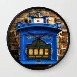 post box Wall Clock