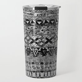 Binder Zentangle  Travel Mug
