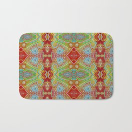Amerindian forms Bath Mat