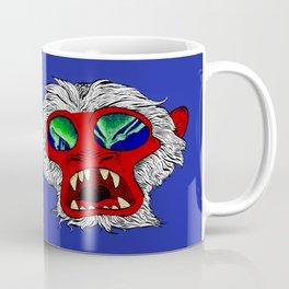 """Arctic Monkey"" by Virginia McCarthy Coffee Mug"