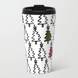 CHRISTAS TREES 2 Travel Mug