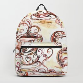Coffee chatter Backpack