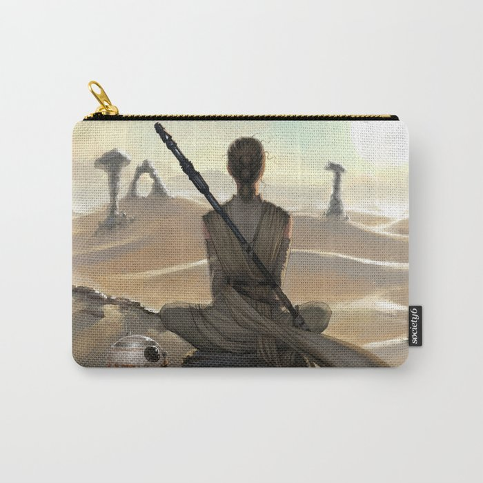 StarWars - Rey Carry-All Pouch
