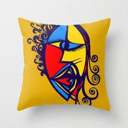 ambiguous Throw Pillow