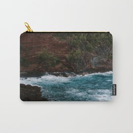 On the Beaches of Maui Carry-All Pouch