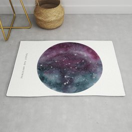 Trust the Universe Rug